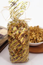 Holiday Maple Popcorn Gift Bag