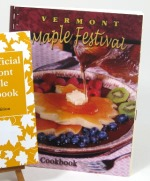 Vermont Maple Cookbooks Pair