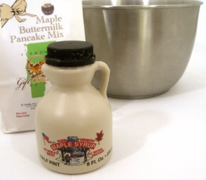 Pure Maple Syrup 1/2 Pint Jug, 8 oz.