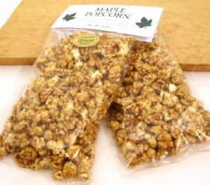 Maple Popcorn, 4 oz. pkg.