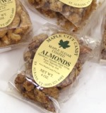 Maple Sugar Coated Nuts, 4 oz. pkg.
