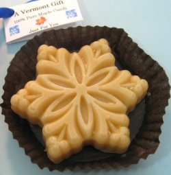 Pure Maple Candy Snowflake