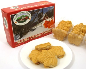 Maple Cream Cookies, 14 oz. box