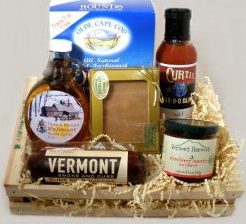 Build a Vermont Gift Crate