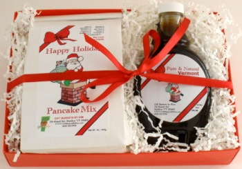 Santa Christmas Gift Box (Seasonal)