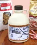 Pure Vermont Maple Syrup, Quart Jug