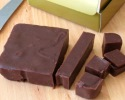 GOLD BOX Fudge, 1/2 lb. gift box
