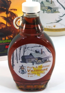 Maple Sugaring Pure Maple Syrup, 8 oz. bottle