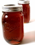 Pure Maple Syrup, Quart Mason Jar, 32 oz.
