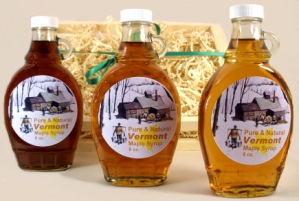 Vermont Maple Syrup Sampler