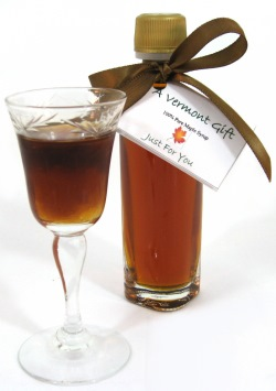 Maple Syrup Tall & Slim Vermont Wedding Favor