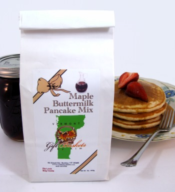Maple Buttermilk Pancake Mix, 1 lb. pkg.