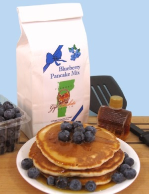 Blueberry Pancake Mix, 1 lb. pkg.