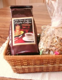 Old New England Maple Coffee, 12 oz. pkg.