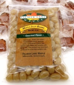 Gourmet Maple Jelly Beans, 8 oz. pkg.