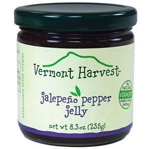 Vermont Harvest Jalapeno Pepper Jelly, 8.3 oz. jar
