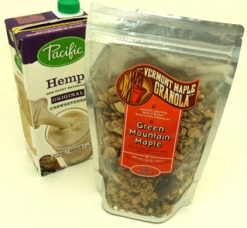 Green Mountain Maple Granola, 12 oz. pkg.