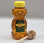 Liquid Honey, Honey Bear 12 oz. bottle