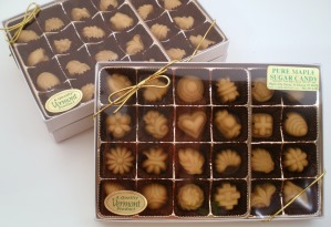 24-piece Assorted Maple Candy Gift Box