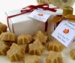 Pure Maple Candy Leafs Gift Box