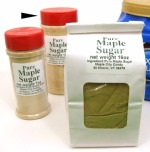Pure Maple Sugar, 12 oz. container