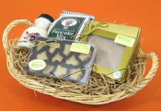 Handled Gift Basket