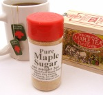 Pure Maple Sugar Sampler, 3.0 oz. container