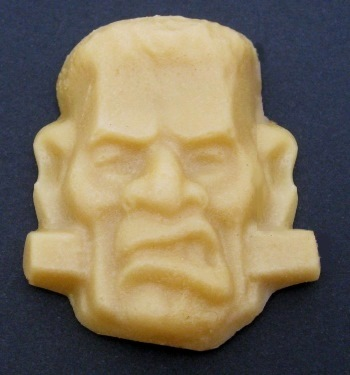 Halloween Frankenstein Maple Sugar Candy