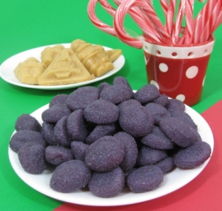 Sugar Plum Candy, 1 lb. bag (Seasonal)